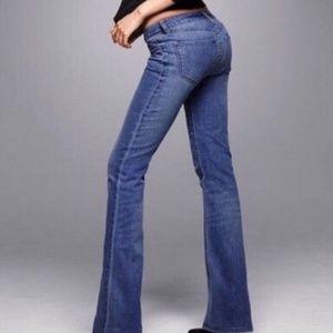 Victoria's Secret PINK bootcut jeans 10short